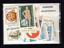 Hongrie - Hungary 100 timbres différents