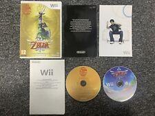 Zelda Skyward Sword Limited Edition - Nintendo Wii UK PAL (B)
