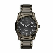 Timex Men's T2P135 Elevated Classics Expansion Band Watch