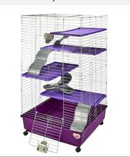 "Kaytee Multi-Level ferrets chinchillas small animal Cage 24""L x 24""W x 30""H Used"