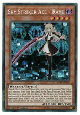 MP19-EN259 Sky Striker Ace - Raye Prismatic Secret Rare 1st Edition YuGiOh Card