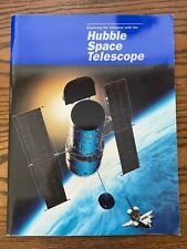 1989 NASA Pub NP-126: Exploring Universe with Hubble Space Telescope HST w bonus