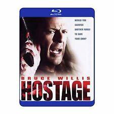 Hostage [Blu-ray] [DVD][Region 2]