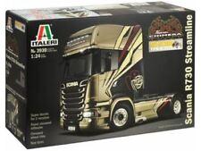 Camion di modellismo statico scala 1:24 nero