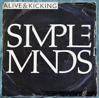 """Simple Minds – Promise You A Miracle 7"""" – SM 2 – VG"""