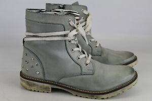S.Oliver  Gr.37  Damen Stiefel Stiefeletten Biker Boots  Nr. 985 D
