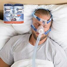 CPAP Cleaning Mask Wipes Lint Free Easy Opening .No Chemical Residue, Unscented