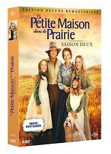"""DVD """"LA PETITE MAISON DANS LA PRAIRIE SAISON 2 """"  NEUF SOUS BLISTER"""