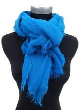 Écharpes et châles foulard avec des motifs Unis polyester pour femme