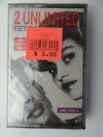2 Unlimited Get Ready For This (Cassette) New Sealed