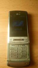 LG Shine KE970 Silver Unlocked Mobile Phone Slide 2MP Digital Camera MP3 Player