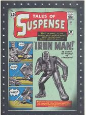 Iron Man 2 Comic Covers Chase Card Cc1