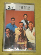 The Best Of The Dells 2000 MCA BRAND NEW Cassette