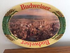 Vintage Budweiser Tip Change Tray Anheuser Busch Custer's Last Stand 1992