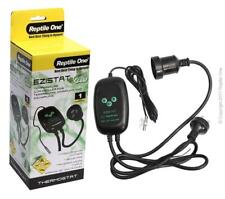 Reptile One Ezistat Temp Controller Thermostat Heater Control up to 400w 46619