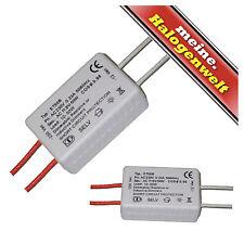 Elektronischer Halogen-Trafo 10-50W 230V/12V Transformator 50VA Klein & Flach