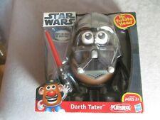Star Wars Darth Vader Mr. Potato Head Darth Tater Playskool NEW  (FREE SHIPPING)