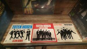 "Die Toten Hosen Mersey Beat Single Collection Respectable,Slow Down,OVP Vinyl 7"""