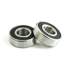 15mm Axle Rubber Sealed Ball Bearing Fit 6202 RS For Pit Bike SDG Wheel 2pcs New