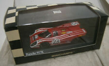 1:43 red 1970 Porsche 917k 24 hour Le Mans winner  minichamps MINT NIB