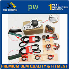OEM Timing Belt Kit with Water Pump Fit for HONDA Acura Accord Odyssey MDX TL V6