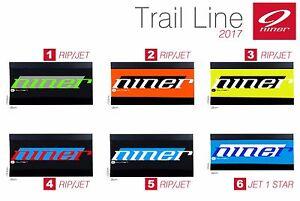 BLACK FRIDAY MTB Bike Niner Protector Cross Frame Chain Trail Cross Country Grav