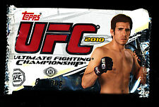 2010 Topps UFC Cards Hobby Pack of 8 cards NEW