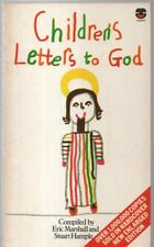 Children's Letters to God compiled by Eric Marshall (a Paperback, 1976)