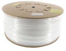 """3/8"""" Diameter x 1,000' Chemical Tubing - White/Natural Color - by Chemworld"""