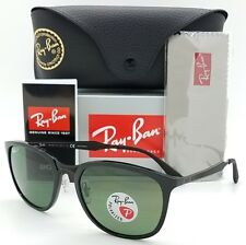 NEW Rayban sunglasses RB4299 601/9A Black Green Polarized AUTHENTIC Classic 4299