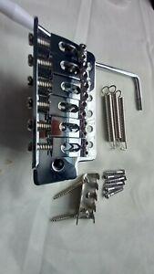 Used Squier By Fender Guitar Strat Tremolo Bridge