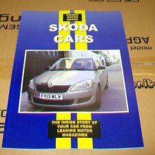SKODA Auto road test RISTAMPA LIBRO + 1000MB manutenzione dei dati. 2000/13 + 1960 (1)