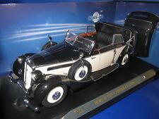 Ricko Horch  930V  Cabriolet  (1939) schwarz/beige 1:18 OVP