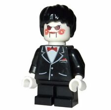 **NEW** LEGO Custom Printed JIGSAW Horror Video Game Billy Saw Movie Minifigure