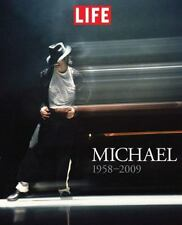 Michael Jackson 1958-2009 by Life Magazine Editors (2009, Hardcover)COFFEE TABLE