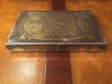 Easton Press A WRINKLE IN TIME Madeleine L'Engle SEALED