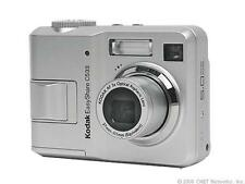 Kodak EasyShare C533 5.0MP Digital Camera - Silver