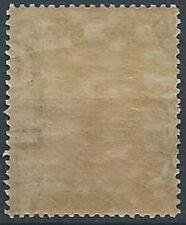 1924-29 LIBIA PITTORICA 10 CENT FILIGRANA LETTERA MNH ** - RR13799