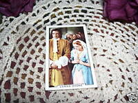 Lorna Doone Tobacco Card Famous Film Series Hopper and  Loder