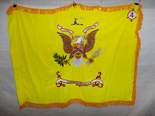 flag162 US Army Vietnam flag 4th Cavalry Regiment 4th squadron replica