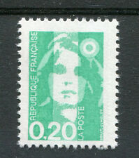 FRANCE - 1990 - timbre 2618, type Marianne, neuf**