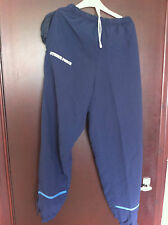 MENS MILLWALL STRIKEFORCE TRAINING BOTTOMS SIZE SMALL