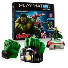 Playmation Marvel Avengers Starter Pack Gamma Gear Discontinued - Ships Fast NEW