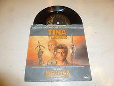 "TINA TURNER - We Don't Need Another Hero (Thunderdome) - 1985 UK 7"" Vinyl Single"