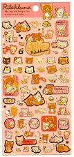Sanx San-x Cat Fish Rilakkuma Sticker Sheet stickers kawaii Japan Bear