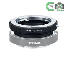 Minolta MD Lens to Leica M L/M  M9 M8 M7 M6 M5 Camera Adapter for TECHART LM-EA7