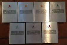 Star Trek-The Next Generation Complete Series Seasons 1-7 DVD box set lot