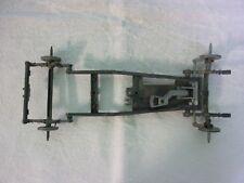 châssis plastique burago bugatti type 59 1934 1/18 1/18e 1/18ème