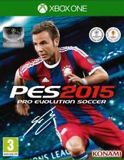 JUEGO  KONAMI  XBOX ONE  PRO EVOLUTION SOCCER 2015 (PES 2015) D1 EDITION - XB...