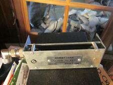 Dummy Load 52 Ohm 100 Watt Noninductive Gold Line Norwalk Conn